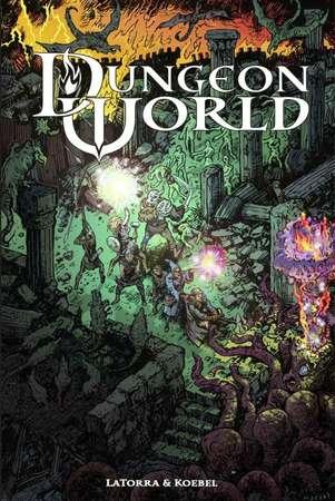 Dungeon World – przemyślenia mainstreamowca