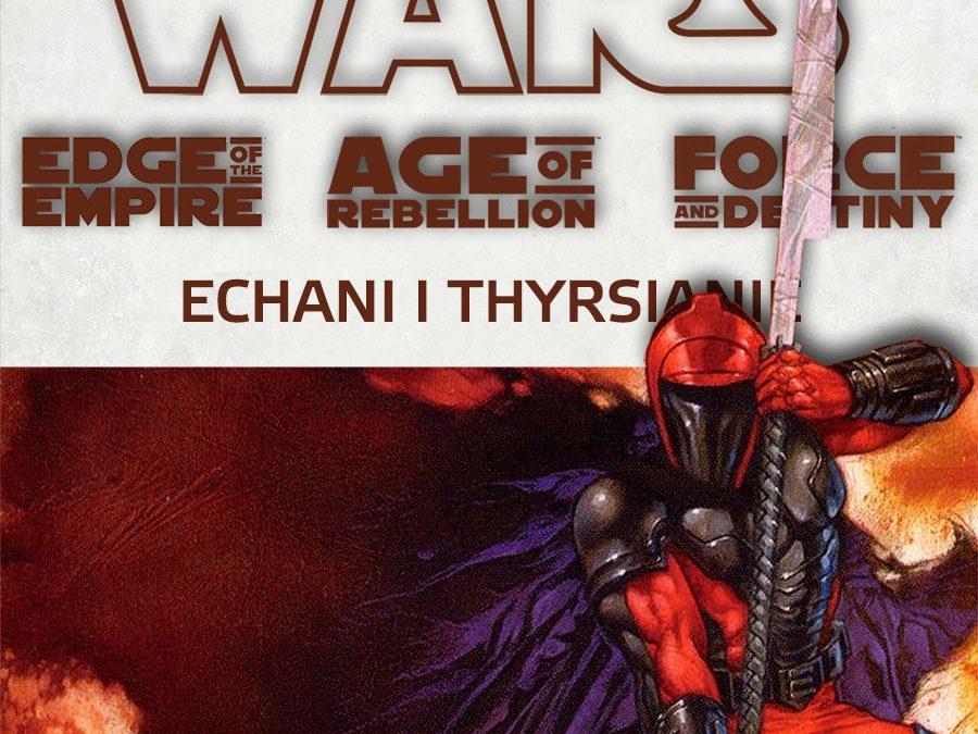Echani i Thyrsianie