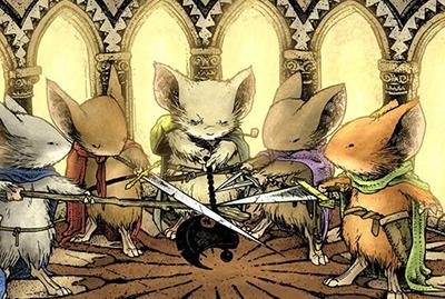 Mysz jest w każdym z nas