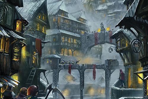 Miasto Pana Zimy