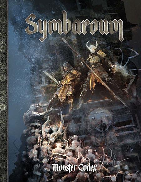 symbaroum monsster codex cover