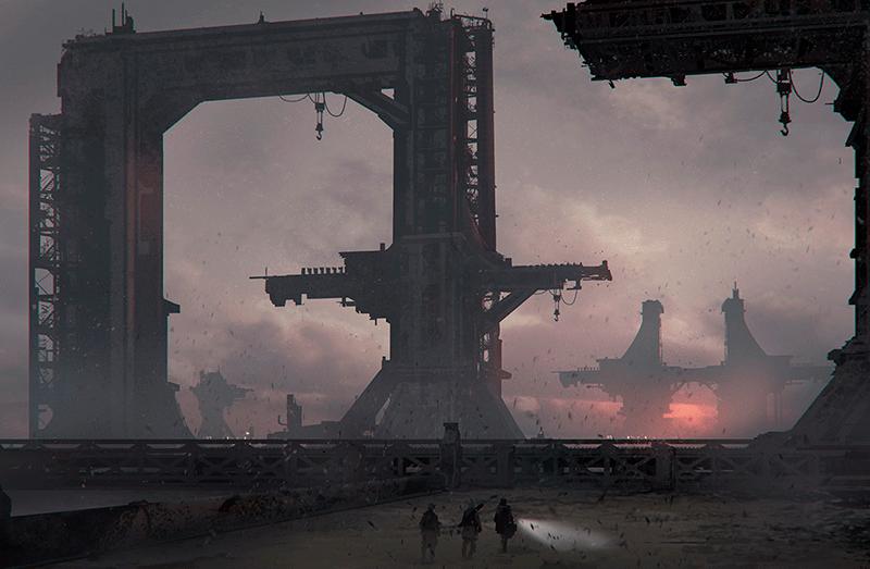 obcy - kolonia