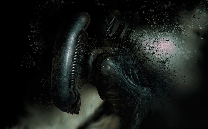 Obcy - ksenomorf