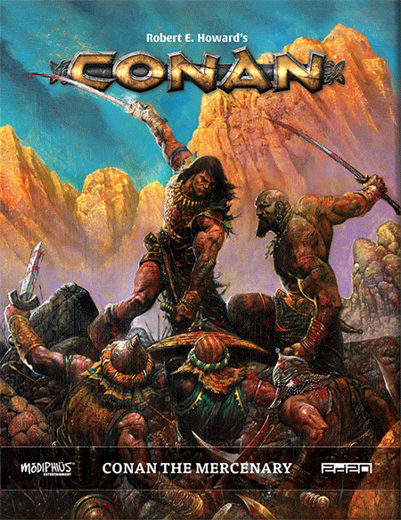 Conan Mercenary