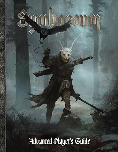symbaroum advanced player's guide cover
