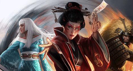 Pieniądze, Rokugan i godność samuraja